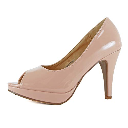 Guilty Heart - Wildly 1 Nude Patent, 8.5