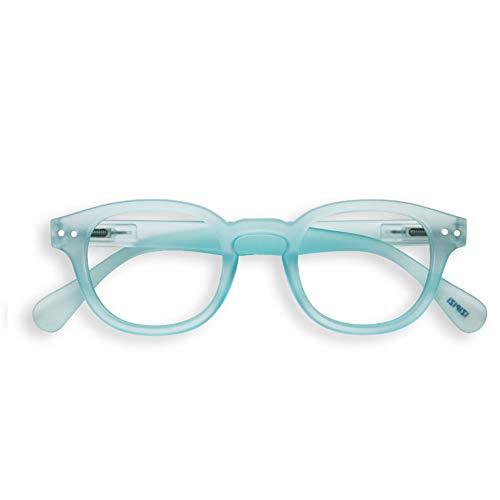 - IZIPIZI #C Light Azure Reading Glasses +3 Light Azure