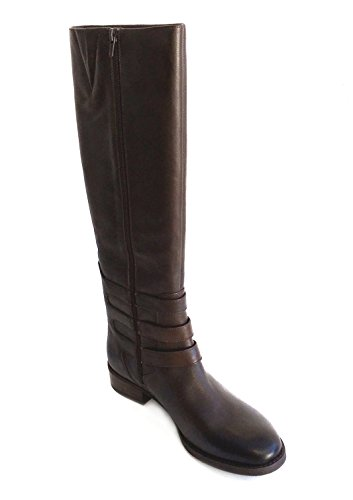 INC Francy Womens Leather Boots Dark Mink Size 8.5 M allbZKnPih