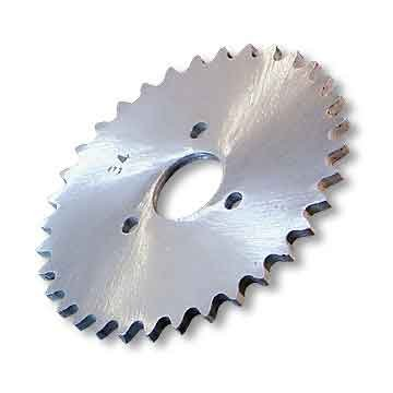 (36 Tooth Sprocket, Aluminum, 35 Chain, P5256-1