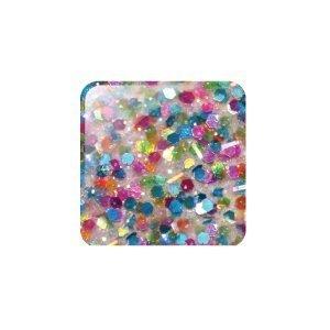 (Glam and Glits Fantasy Acrylic Colour Powder 28g/1oz - FAC521 CARNIVAL by Glam)