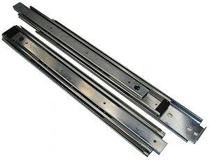 Steel Rack Glides / Slides / Drawer Brackets (Pair) by Jonathan