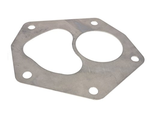STM Evo X Divided o2 housing Gasket - Stainless
