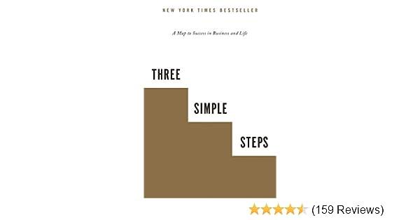 three simple steps blake trevor g