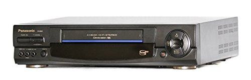 Panasonic PV-9660 4-Head Stereo VCR Omnivision