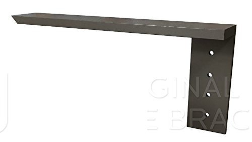Countertop Support Bracket Side Wall 16
