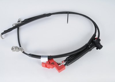 ACDelco 22757924 GM Original Equipment Positive and Negative Battery Cable Assembly