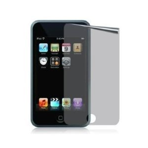- Importer520 5 Pack of Premium Reusable LCD Screen Protectors for Apple iPod Touch 2nd 3rd Gen Generation 32GB/64GB