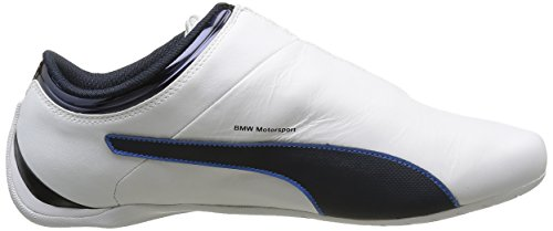 Blanc Ms Puma White Cat S2 Homme Team Blue Baskets Basses BMW Future wR8WwTHBq