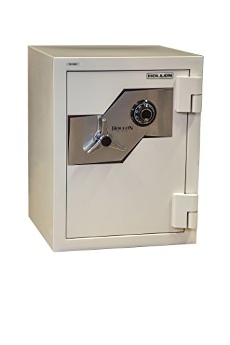 Hollon Safe FB-685C Oyster Series B-Rated 2 Hr Fireproof Security Safe Size: 2.36 Cu.Ft., Lock Type: Dial Combination Lock