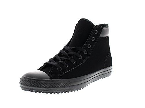 Converse Unisex Chuck Taylor All Star Hi Boot Black/Black 149392C (12 Men/Women 14)