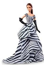 Black and White Collection Chiffon Ball Gown Barbie Doll - Platinum Label