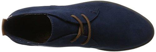 Marco Tozzi Damen 25101 Desert Boots Blau (NAVY COMB 890)