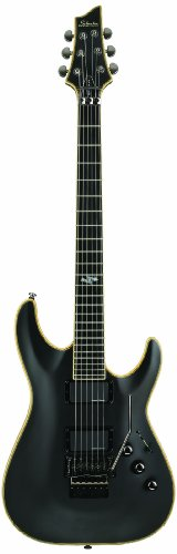 Schecter Blackjack ATX C-1 FR Electric Guitar Aged Black Satin (ABSN)