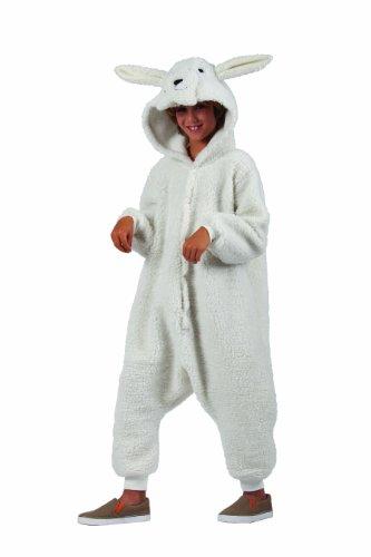 RG Costumes Boy 40185 Funsies' Ba Ba Lamb Costume, White, Large -