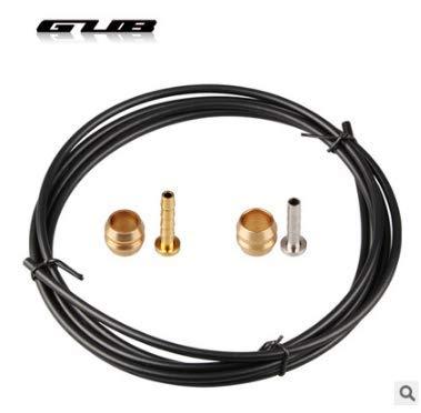 Und Steckverbindereinsatz F/ür Shimano-Bremsschlauch BH59 Bremsleitungen Hinten,GUB BH90 BH59 Oliven