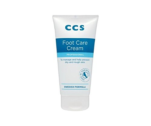 CCS Foot Care Cream Used by Podiatrists Pack of 2 x 60ml