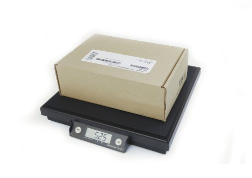 "Fairbanks Scales 31083C Ultegra Junior Parcel Shipping Scale, 11"" Length, 11"" Width, 1.5"" Height, 70 lbs Capacity"