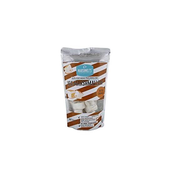 Marshmelts Veg Marshmallow (Salted Caramel, 100 g)