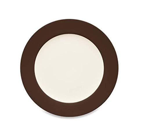 Noritake Colorwave Chocolate Rim Round Platter