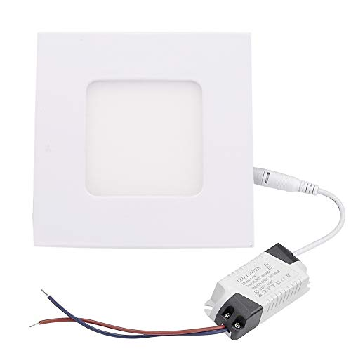 Aolyty 3W Ultra Thin LED Ceiling Panel Light 3
