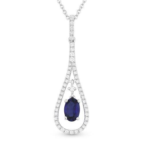 0.54 Ct Oval Diamond - 5
