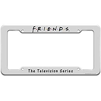 Follow me to go wrestling license plate frame holder tag