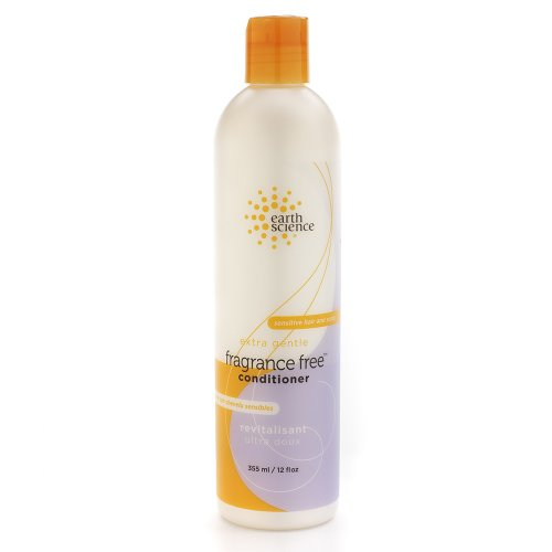 Fragrance Free Conditioner, 12 oz (Pack of 3)