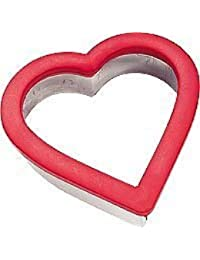 PickUp 1 X Wilton Comfort Grip Heart Cookie Cutter Stainless Steel 4