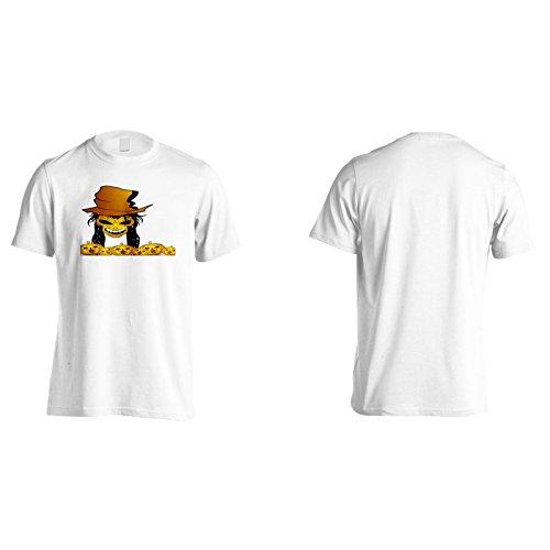 Neuer Gespenstischer Halloween-Zombie Herren T-Shirt l514m