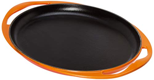 oval griddle pan - 5