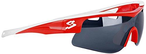 Spiuk Arqus - Lunettes de cyclisme, couleur rouge / blanc