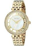CARAVELLE NEW YORK 44L170 Ladies' Crystal Watch