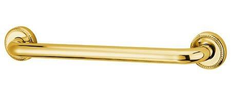 (Regency Decorative Grab Bar Size: 12