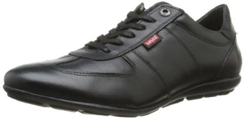 Levi's 220964-700 - Zapatillas de piel de cerdo hombre negro - Schwarz (Regular Black 59)