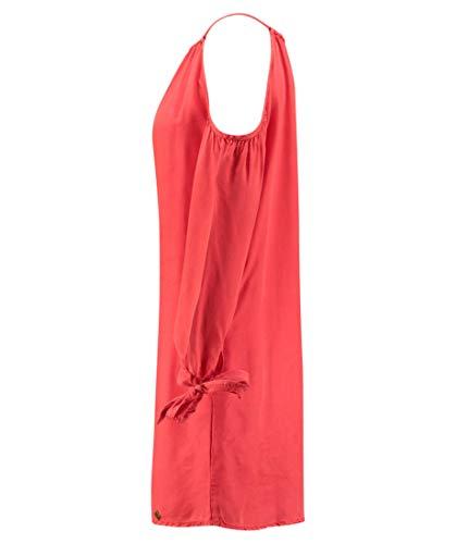 Rojo Para Superdry Mujer Eden Vestido q87AgE