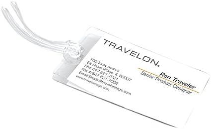 Amazon.com: Travelon Self Laminating 3 Pack equipaje ...