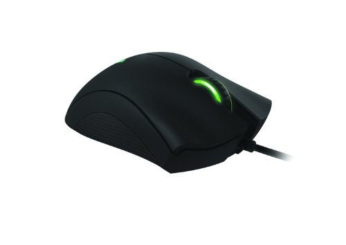 Razer DeathAdder Ergonomic PC Gaming Mouse (Certified Refurbished)