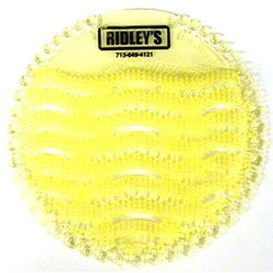 CHAMP Case of 30 Champ Wave Urinal Screen - Citrus by Champ