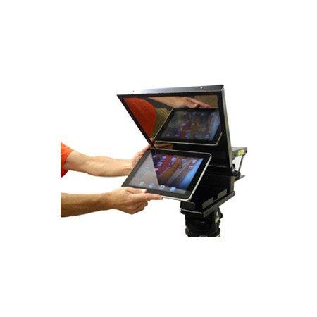 ミラーイメージIP - 10 iPad Teleprompterキット   B00DMRCLE6