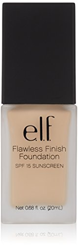 e.l.f. Studio flawless finish foundation porcelain SPF 15 , 0.68 Ounce