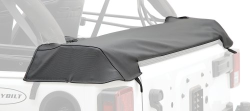 Smittybilt 600015 Denim Black Soft Top Storage Boot