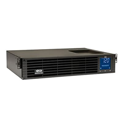 TRIPP LITE SMC1000T 1000VA 650W UPS Smart T Pure Sine Wave AVR Tower USB DB9 from Tripp Lite