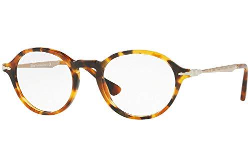 Persol PO3180V Eyeglasses Brown/Beige Tortoise ()