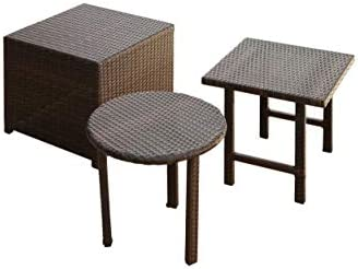 Christopher Knight Home 284924 Wicker Table
