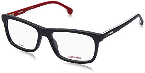 Carrera 1106/V Eyeglass Frames CA1106-0003-5317 - Matte Black Frame, Lens Diameter 53mm, - Prescription Glasses Carrera