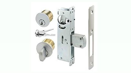 Electric Strike ANSI 16VAC with Fence Weldable Steel Gate Lock Box