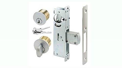 Gate Lock Boxes : Deadbolt Mortise Gate Lock : Weldable Lock ()