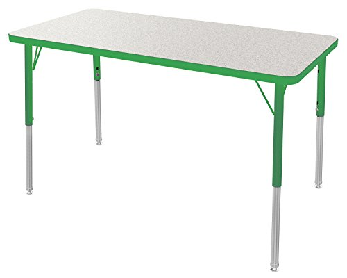 Marco Group Rectangular Adjustable Activity Table, 36
