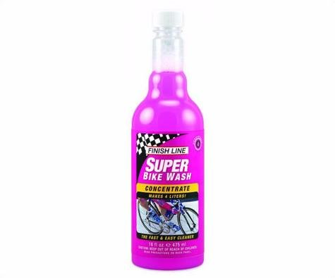 Finish Line Super Bike Wash Concentrate 16oz (Makes 2 (Wash Super Concentrate)